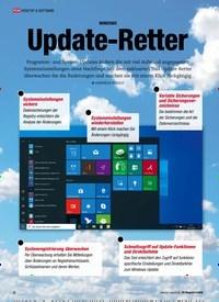 Titelbild der Ausgabe 4/2020 von WINDOWS: Update-Retter. Zeitschriften als Abo oder epaper bei United Kiosk online kaufen.