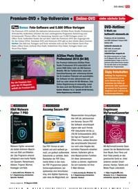 Titelbild der Ausgabe 6/2020 von Premium-DVD + Top-Vollversion + Online-DVD. Zeitschriften als Abo oder epaper bei United Kiosk online kaufen.