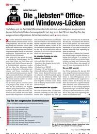 """Titelbild der Ausgabe 7/2020 von INSIDE THE HACK: Die """"liebsten"""" Officeund Windows-Lücken. Zeitschriften als Abo oder epaper bei United Kiosk online kaufen."""