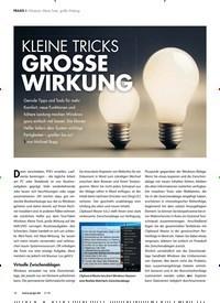 Titelbild der Ausgabe 5/2018 von Windows: Kleine Tools, große Wirkung: KLEINE TRICKS GROSSE WIRKUNG. Zeitschriften als Abo oder epaper bei United Kiosk online kaufen.
