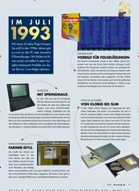 Titelbild der Ausgabe 8/2018 von IM JULI 1993. Zeitschriften als Abo oder epaper bei United Kiosk online kaufen.