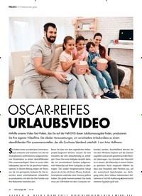 Titelbild der Ausgabe 10/2018 von 25 Vollversionen gratis: OSCAR-REIFES URLAUBSVIDEO. Zeitschriften als Abo oder epaper bei United Kiosk online kaufen.