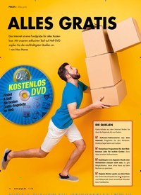 Titelbild der Ausgabe 11/2018 von ALLES GRATIS. Zeitschriften als Abo oder epaper bei United Kiosk online kaufen.