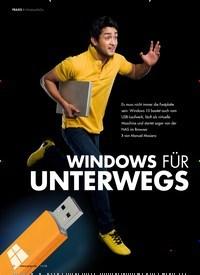 Titelbild der Ausgabe 11/2018 von WINDOWS FÜR UNTERWEGS. Zeitschriften als Abo oder epaper bei United Kiosk online kaufen.