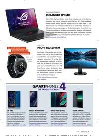 Titelbild der Ausgabe 5/2019 von SMARTPHONES 4 DIE FANTASTISCHEN. Zeitschriften als Abo oder epaper bei United Kiosk online kaufen.
