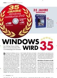 Titelbild der Ausgabe 5/2019 von WINDOWS WIRD. Zeitschriften als Abo oder epaper bei United Kiosk online kaufen.