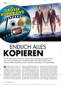 Titelbild der Ausgabe 6/2019 von Alles kopieren: ENDLICH ALLES KOPIEREN. Zeitschriften als Abo oder epaper bei United Kiosk online kaufen.