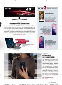 Titelbild der Ausgabe 7/2019 von DIE TOP 3 KURZ VORGESTELLT. Zeitschriften als Abo oder epaper bei United Kiosk online kaufen.