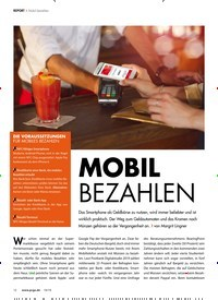 Titelbild der Ausgabe 10/2019 von MOBIL BEZAHLEN. Zeitschriften als Abo oder epaper bei United Kiosk online kaufen.