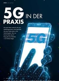 Titelbild der Ausgabe 11/2019 von 5G IN DER PRAXIS. Zeitschriften als Abo oder epaper bei United Kiosk online kaufen.