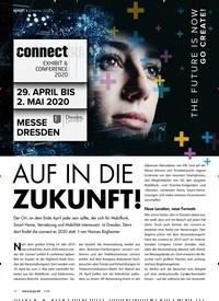 Titelbild der Ausgabe 3/2020 von AUF IN DIE ZUKUNFT!. Zeitschriften als Abo oder epaper bei United Kiosk online kaufen.