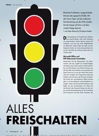 Titelbild der Ausgabe 3/2020 von ALLES FREISCHALTEN. Zeitschriften als Abo oder epaper bei United Kiosk online kaufen.