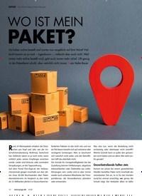Titelbild der Ausgabe 4/2020 von report Ihre Rechte beim Online-Versand: Wo ist mein Paket?. Zeitschriften als Abo oder epaper bei United Kiosk online kaufen.