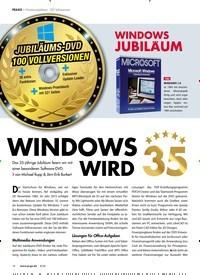 Titelbild der Ausgabe 8/2020 von WINDOWS WIRD. Zeitschriften als Abo oder epaper bei United Kiosk online kaufen.