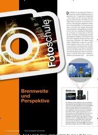 Titelbild der Ausgabe 1/2019 von Fotoschule: Brennweite und Perspektive. Zeitschriften als Abo oder epaper bei United Kiosk online kaufen.
