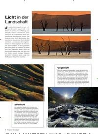 Titelbild der Ausgabe 2/2019 von Licht in der Landschaft. Zeitschriften als Abo oder epaper bei United Kiosk online kaufen.