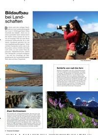 Titelbild der Ausgabe 2/2019 von Bildaufbau bei Landschaften. Zeitschriften als Abo oder epaper bei United Kiosk online kaufen.