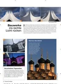 Titelbild der Ausgabe 2/2019 von Bauwerke ins rechte Licht rücken. Zeitschriften als Abo oder epaper bei United Kiosk online kaufen.
