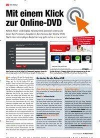 Titelbild der Ausgabe 4/2020 von DVD-INHALT: Mit einem Klick zur Online-DVD. Zeitschriften als Abo oder epaper bei United Kiosk online kaufen.