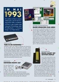 Titelbild der Ausgabe 6/2018 von IM MAI 1993. Zeitschriften als Abo oder epaper bei United Kiosk online kaufen.
