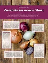 Titelbild der Ausgabe 9/2019 von SCHICHT FÜR SCHICHT: Zwiebeln im neuen Glanz. Zeitschriften als Abo oder epaper bei United Kiosk online kaufen.