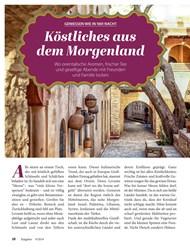 Titelbild der Ausgabe 9/2019 von GENIESSEN WIE IN 1001 NACHT: Köstliches aus dem Morgenland. Zeitschriften als Abo oder epaper bei United Kiosk online kaufen.
