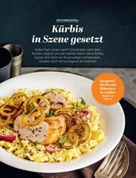 Titelbild der Ausgabe 10/2019 von GESCHMACKVOLL: Kürbis in Szene gesetzt. Zeitschriften als Abo oder epaper bei United Kiosk online kaufen.