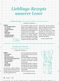 Titelbild der Ausgabe 1/2020 von Lieblings-Rezepte unserer Leser. Zeitschriften als Abo oder epaper bei United Kiosk online kaufen.