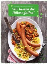 Titelbild der Ausgabe 3/2020 von KÖSTLICHES MIT LINSEN, ERBSEN & BOHNEN: Wir lassen die Hülsen fallen!. Zeitschriften als Abo oder epaper bei United Kiosk online kaufen.