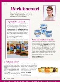 Titelbild der Ausgabe 5/2020 von Marktbummel. Zeitschriften als Abo oder epaper bei United Kiosk online kaufen.