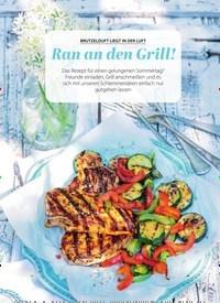 Titelbild der Ausgabe 6/2020 von BRUTZELDUFT LIEGT IN DER LUFT: Ran an den Grill!. Zeitschriften als Abo oder epaper bei United Kiosk online kaufen.