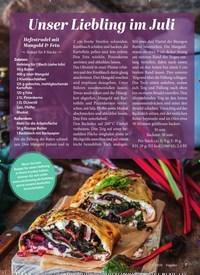 Titelbild der Ausgabe 7/2020 von Unser Liebling im Juli. Zeitschriften als Abo oder epaper bei United Kiosk online kaufen.