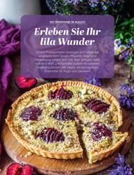 Titelbild der Ausgabe 8/2020 von DIE TRENDFARBE IM AUGUST: Erleben Sie Ihr lila Wunder. Zeitschriften als Abo oder epaper bei United Kiosk online kaufen.