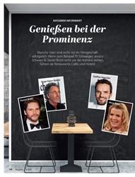 Titelbild der Ausgabe 8/2020 von RATGEBER INFORMIERT: Genießen bei der Prominenz. Zeitschriften als Abo oder epaper bei United Kiosk online kaufen.