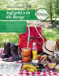 Titelbild der Ausgabe 9/2020 von Proviant für den Wandertag: Auf geht's in die Berge. Zeitschriften als Abo oder epaper bei United Kiosk online kaufen.