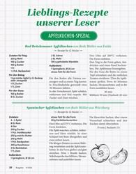 Titelbild der Ausgabe 9/2020 von Lieblings-Rezepte unserer Leser. Zeitschriften als Abo oder epaper bei United Kiosk online kaufen.