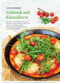 Titelbild der Ausgabe 1/2021 von GENUSS: GLÜCKLICHES ABNEHMEN: Schlank mit Klassikern. Zeitschriften als Abo oder epaper bei United Kiosk online kaufen.