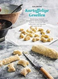 Titelbild der Ausgabe 2/2021 von GENUSS: KLEIN, ABER OHO!: Kartoffelige Gesellen. Zeitschriften als Abo oder epaper bei United Kiosk online kaufen.