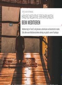 Titelbild der Ausgabe 5/2019 von STRESS UND ENTSPANNUNG: HÄUFIG NEGATIVE ERFAHRUNGEN BEIM MEDITIEREN. Zeitschriften als Abo oder epaper bei United Kiosk online kaufen.