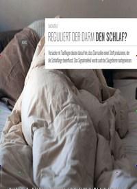 Titelbild der Ausgabe 5/2019 von DACHZEILE: REGULIERT DER DARM DEN SCHLAF?. Zeitschriften als Abo oder epaper bei United Kiosk online kaufen.