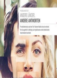 Titelbild der Ausgabe 6/2019 von PERSÖNLICHKEITSTEST: ANDERE LÄNDER, ANDERE ANTWORTEN. Zeitschriften als Abo oder epaper bei United Kiosk online kaufen.