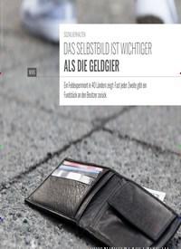 Titelbild der Ausgabe 6/2019 von SOZIALVERHALTEN: DAS SELBSTBILD IST WICHTIGER ALS DIE GELDGIER. Zeitschriften als Abo oder epaper bei United Kiosk online kaufen.