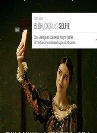 Titelbild der Ausgabe 4/2019 von SOCIAL MEDIA: BEDRÜCKENDES SELFIE. Zeitschriften als Abo oder epaper bei United Kiosk online kaufen.