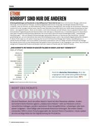 Titelbild der Ausgabe 7/2018 von ETHIK KORRUPT SIND NUR DIE ANDEREN. Zeitschriften als Abo oder epaper bei United Kiosk online kaufen.