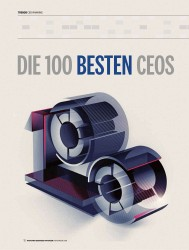 Titelbild der Ausgabe 11/2018 von CEO-RANKING: DIE 100 BESTEN CEOS. Zeitschriften als Abo oder epaper bei United Kiosk online kaufen.