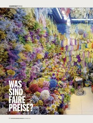 Titelbild der Ausgabe 11/2018 von WAS SIND FAIRE PREISE?. Zeitschriften als Abo oder epaper bei United Kiosk online kaufen.
