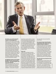 """Titelbild der Ausgabe 11/2018 von """"IRRATIONALES VERHALTEN"""": INTERVIEW. Zeitschriften als Abo oder epaper bei United Kiosk online kaufen."""