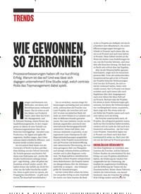 Titelbild der Ausgabe 2/2019 von WIE GEWONNEN, SO ZERRONNEN. Zeitschriften als Abo oder epaper bei United Kiosk online kaufen.