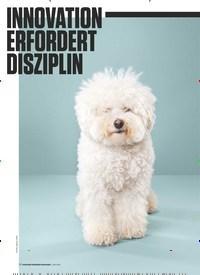 Titelbild der Ausgabe 6/2019 von TITELUNTERNEHMENSKULTUR: INNOVATION ERFORDERT DISZIPLIN. Zeitschriften als Abo oder epaper bei United Kiosk online kaufen.