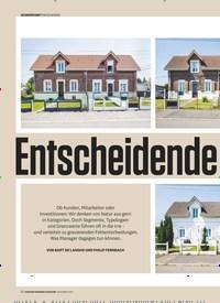 Titelbild der Ausgabe 12/2019 von Entscheidende Unterschiede. Zeitschriften als Abo oder epaper bei United Kiosk online kaufen.